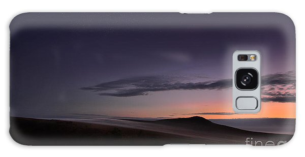 Evening Mist Rising On The Cronk Galaxy Case