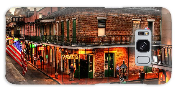French Galaxy Case - Evening On Bourbon by Greg and Chrystal Mimbs