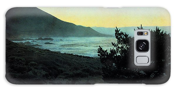 Evening On The California Coast Galaxy Case