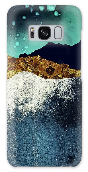 Landscape Galaxy Case - Evening Stars by Katherine Smit