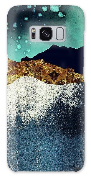 Landscapes Galaxy Case - Evening Stars by Katherine Smit