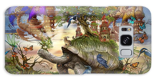 Turtle Galaxy Case - Evening Stroll by MGL Meiklejohn Graphics Licensing