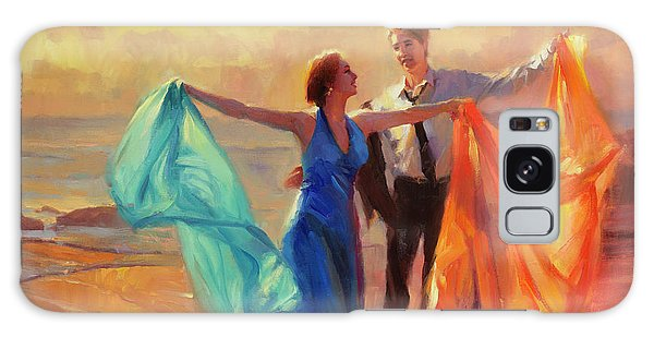 Evening Galaxy Case - Evening Waltz by Steve Henderson