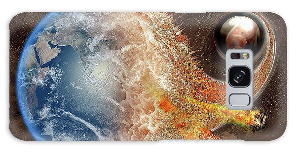 Event Horizon Galaxy Case