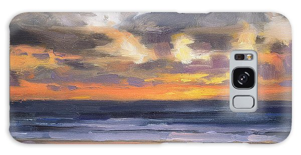 Pacific Ocean Galaxy Case - Eventide by Steve Henderson