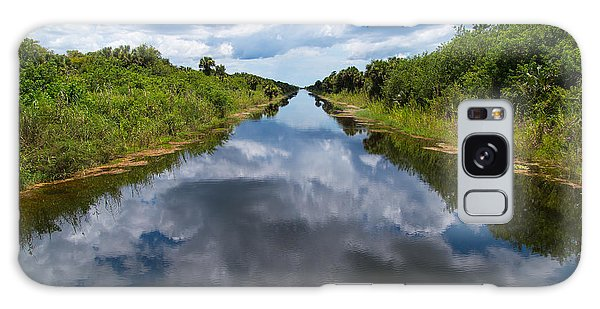 Everglades Canal Galaxy Case by Christopher L Thomley