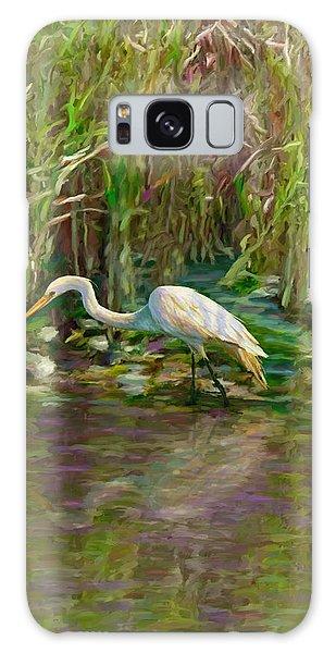 Everglades Hunter Galaxy Case