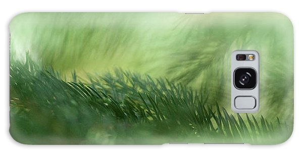 Evergreen Mist Galaxy Case