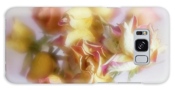 Everlasting Rose Buds Galaxy Case