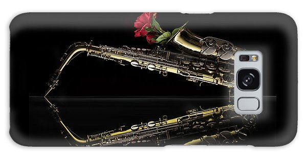 Every Rose Has Its Horn Galaxy Case