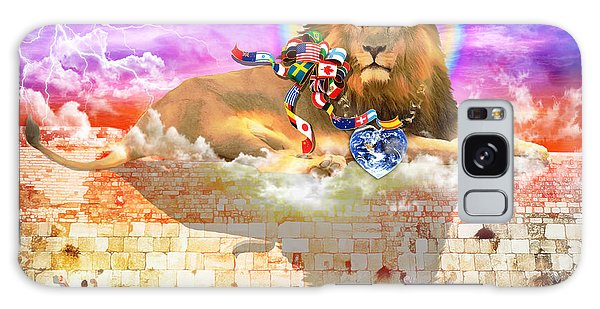 Every Tribe Every Nation Galaxy Case by Dolores Develde