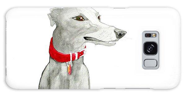 Sighthound Galaxy Case - Evie by Richard Williamson