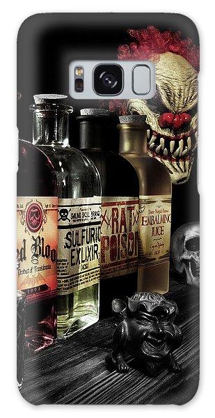 Zombies Galaxy Case - Evil Alchemy by Tom Mc Nemar