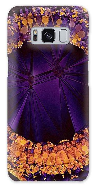Eviternity Galaxy Case by Susan Maxwell Schmidt