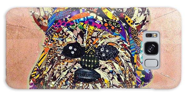 Ewok Star Wars Afrofuturist Collection Galaxy Case by Apanaki Temitayo M