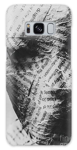 Decorative Galaxy Case - Exhumation Of Contextual Truth by Jorgo Photography - Wall Art Gallery