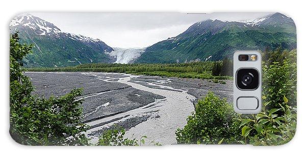 Exit Glacier Galaxy Case