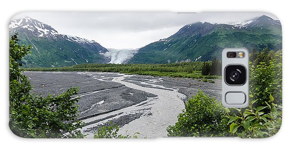 Exit Glacier Galaxy Case