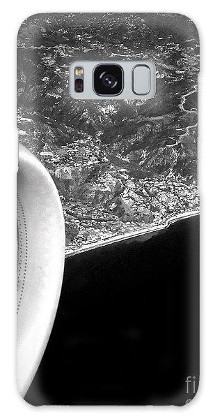 Exit Row - Window Seat Galaxy Case