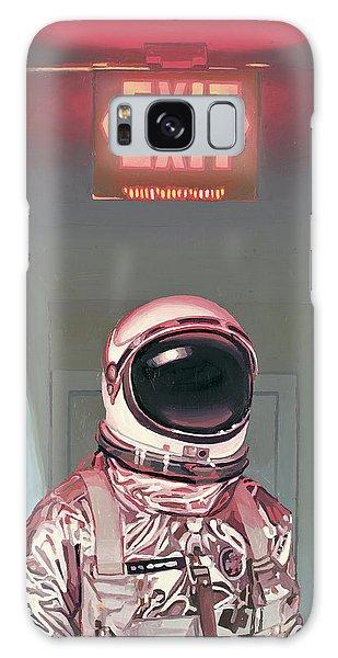 Exit Galaxy Case by Scott Listfield