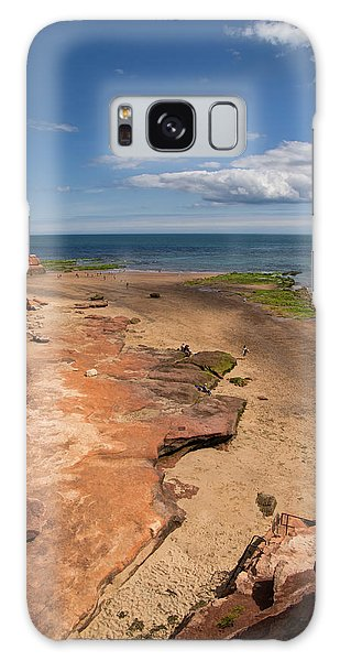 Exmouth Near Orcombe Point Galaxy Case