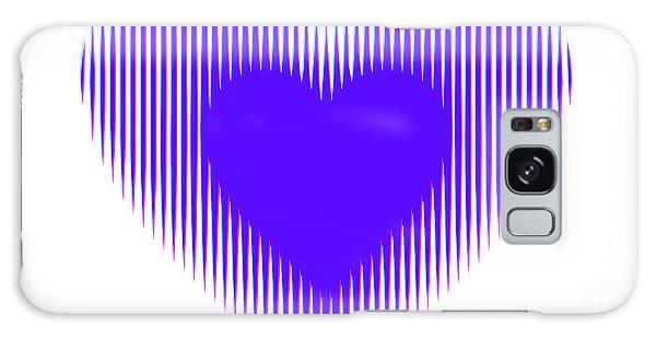 Expanding - Shrinking Heart Galaxy Case