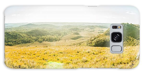 Expanse Galaxy Case - Expansive Open Plains by Jorgo Photography - Wall Art Gallery