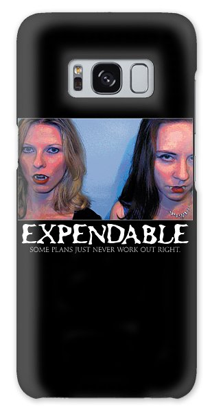 Expendable 15 Galaxy Case