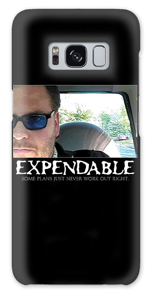 Expendable 3 Galaxy Case