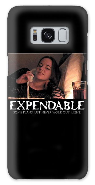 Expendable 5 Galaxy Case