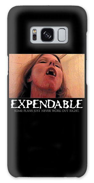 Expendable 8 Galaxy Case