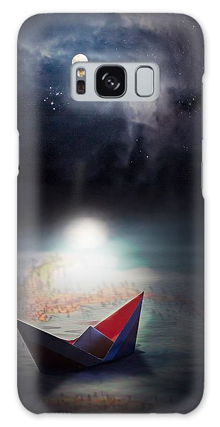 Traits Galaxy Case - Exploration by Maggie Terlecki