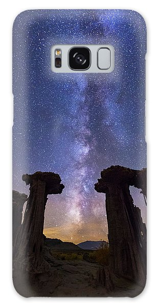 Galaxy Case featuring the photograph Exploration  by Tassanee Angiolillo