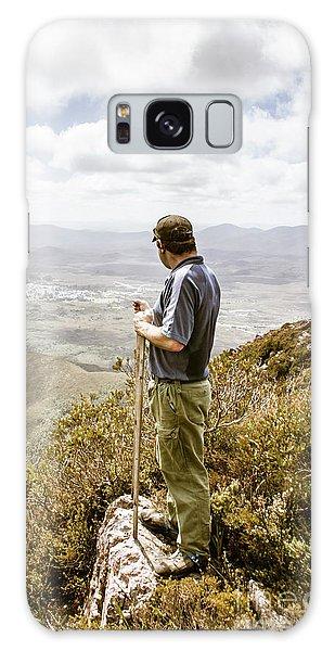 Countryside Galaxy Case - Explore Tasmania by Jorgo Photography - Wall Art Gallery