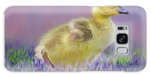 Gosling Galaxy Case - Exploring Spring by Donna Kennedy