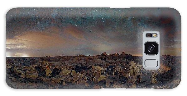 Exploring The Bisti Badlands Of New Mexico Galaxy Case