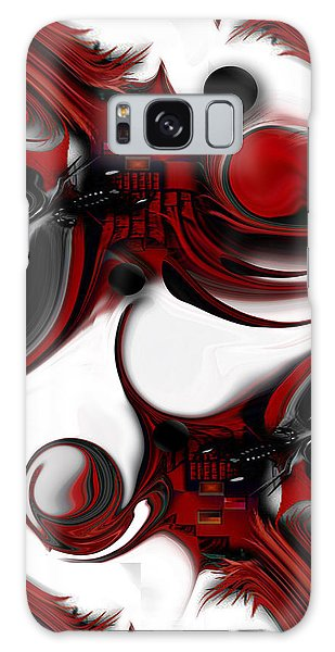 Expression And Creation Galaxy Case