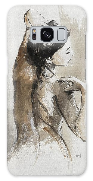 Nudes Galaxy Case - Expression by Steve Henderson