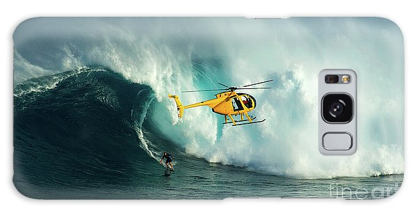 Extreme Surfing Hawaii 6 Galaxy Case