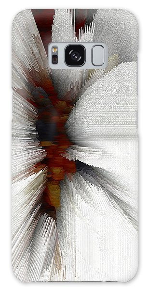 Galaxy Case featuring the digital art Sculptural Series Painting 51.072110windblscext1590l10110l by Kris Haas