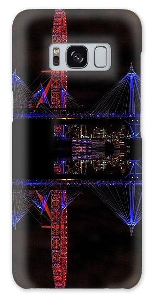 London Eye Galaxy Case - Eye, Eye by Nigel Jones