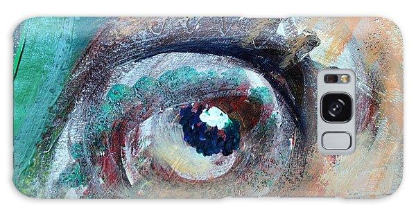 Eye Go Slow Galaxy Case