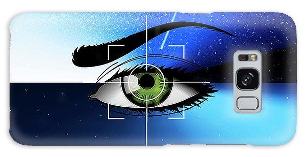 Eye In The Sky Galaxy Case