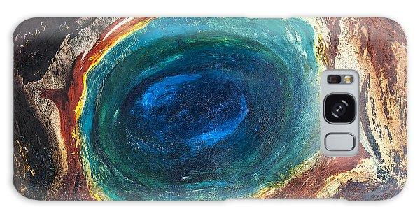 Eye Into The Earth Galaxy Case