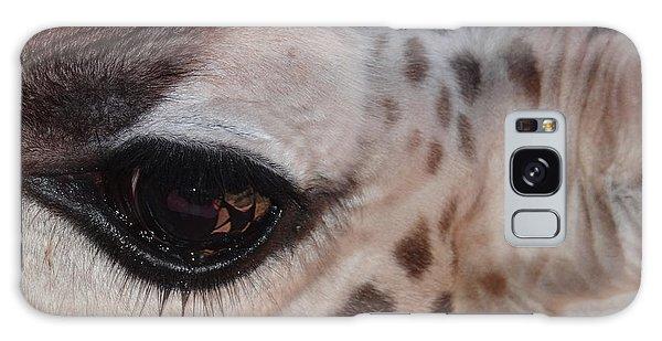 Exploramum Galaxy Case - Eye Of A Giraffe by Exploramum Exploramum