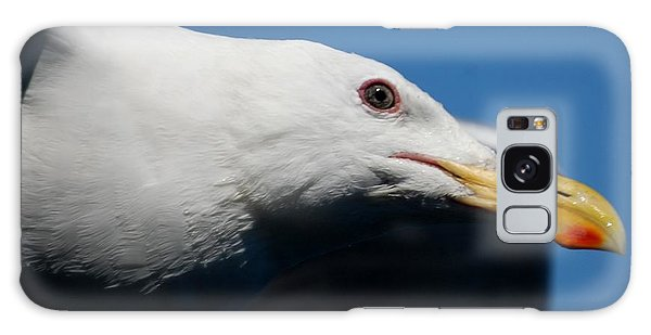 Eye Of A Seagull Galaxy Case