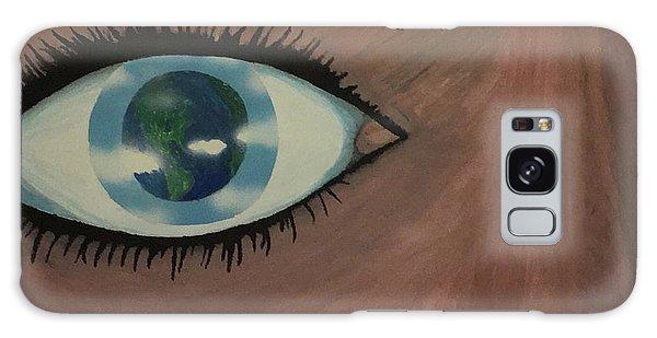 Eye Of The World Galaxy Case