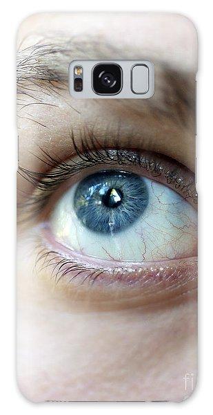 Eye Up Galaxy Case
