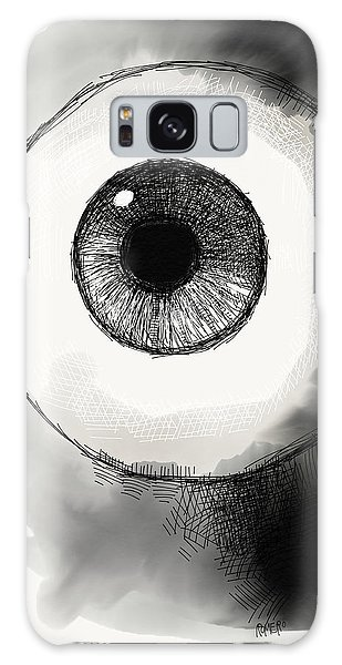 Eyeball Galaxy Case