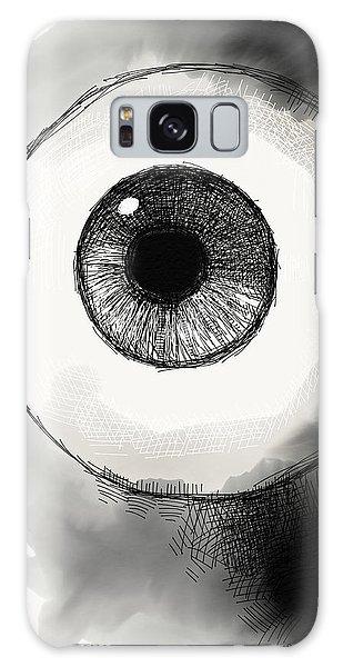Eyeball Galaxy Case